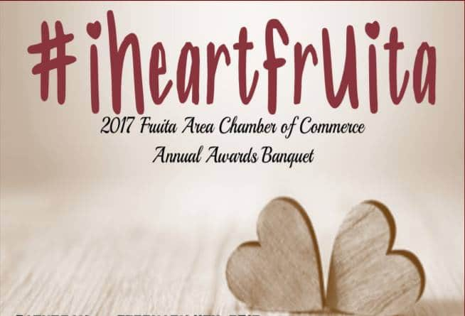 #iHeartFruita 2017 Annual Awards Banquet February 11th