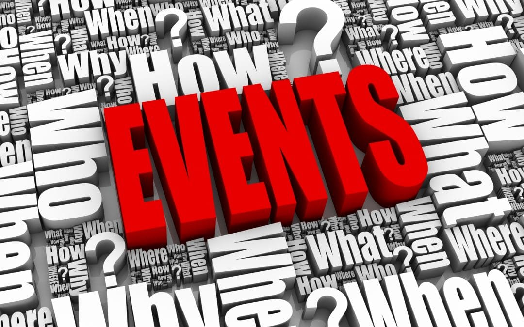 Looking for a 2017 Event?