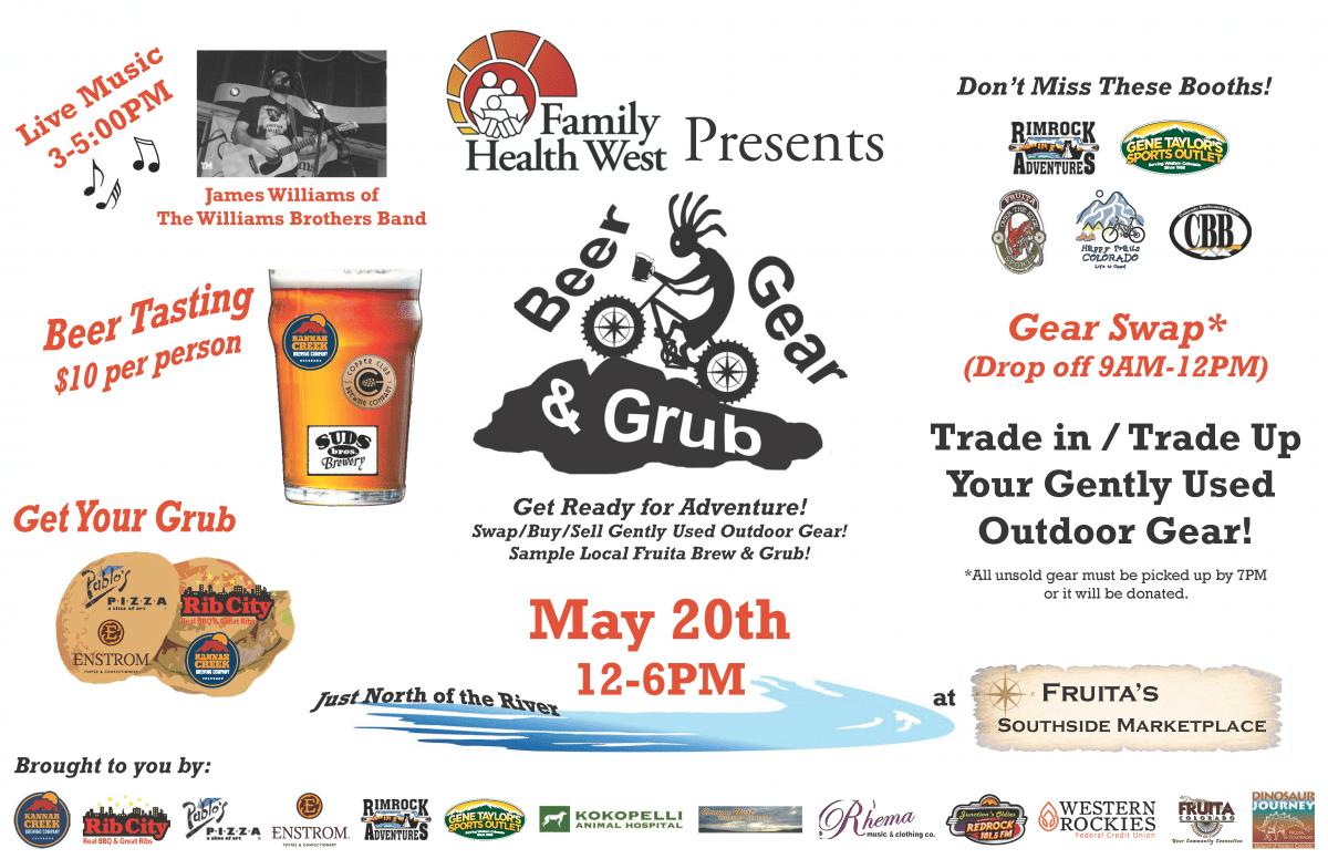 Beer, Gear & Grub