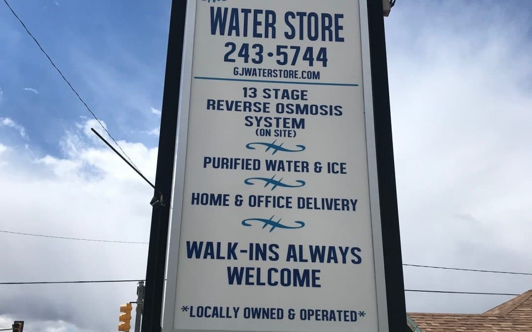 The Water Store