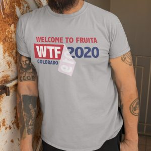 WTF 2020 Mens T Shirt